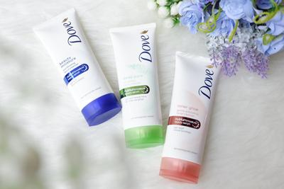 Dove ternyata punya Dove Facial Foam! Kira-kira bagus gak ya?