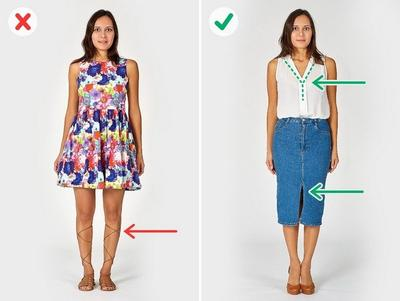 Hindari Memakai Beberapa Outfit Seperti Ini Kalau Kamu Ingin Terlihat Lebih Kurus!