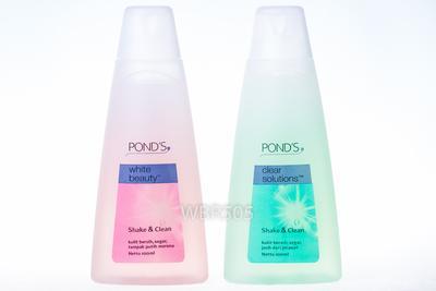 Pond's Micellar water vs Pond's Shake & Clean, Mana yang Jadi Pilihanmu?