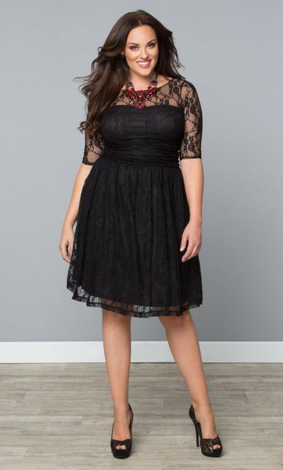 3. Sheer Dress