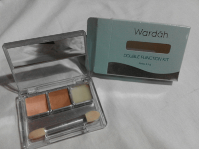Wardah Concealer Double Function Kit