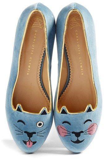 Pilih Sepatu Flat Shoes yang Cute