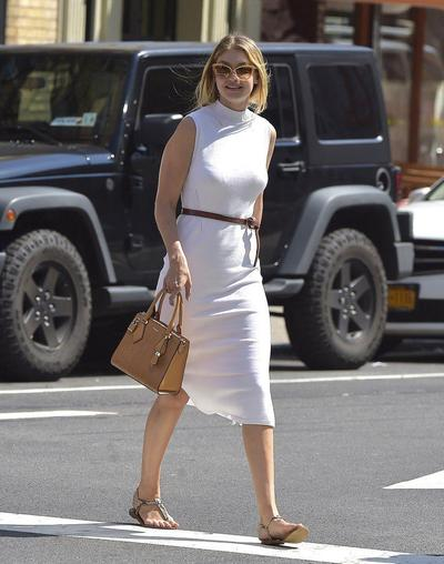 Simple Dress & Belt