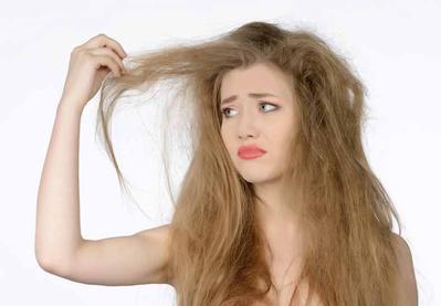 Ketombe yang Disebabkan Rambut Kering