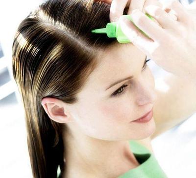 Gunakan Vitamin Rambut