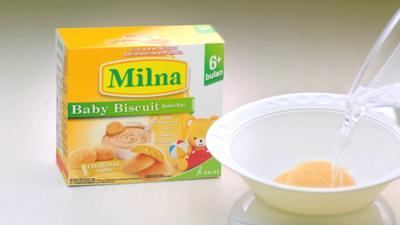 Hah, Diet Dengan Makan Biskuit Bayi Bisa Bikin Langsing?? Beneran?