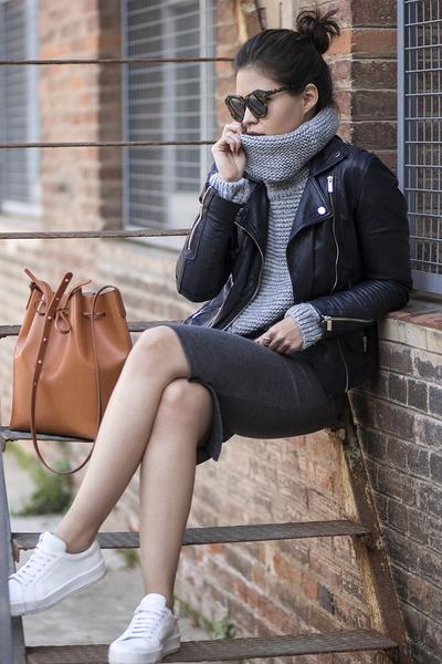 Do's: Biker Jacket & Skirt
