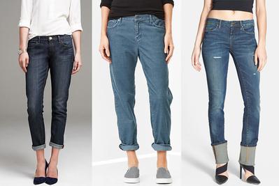 Jangan Langsung Galau, Lakukan Ini Kalau Celana Jeans Baru Kamu Kepanjangan!