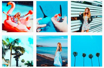 Feed Instagram Yang Aesthetic