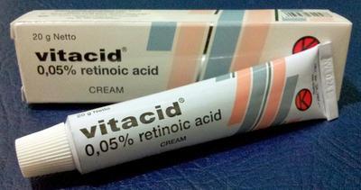 Salep Vitacid Terbukti Ampuh Usir Jerawat?? Seriusan?