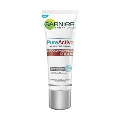 Garnier Pure Active Acne-Care Whitening Cream