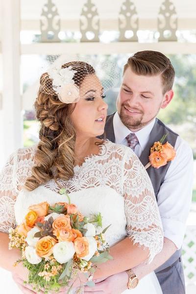 Ladies, Sebaiknya Pilih Wedding Dress Seperti Ini Jika Kamu Memiliki Postur Tubuh Gemuk!