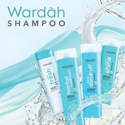 Tips Hijab #1. Cuci Rambut dengan Shampoo