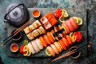 Apakah Kamu Sudah Menerapkan Cara Memakan Sushi yang Benar? Coba Cek di Sini!