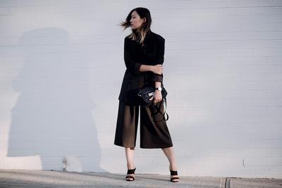 Empat Inspirasi Sepatu yang Cocok Banget Dipadukan dengan Celana Kulot!