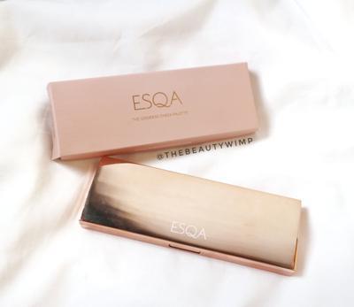 3. Esqa Cosmetics