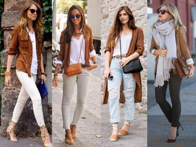 Bakal Jadi Trend di Tahun 2018, Outfit Berwarna Cognag Ini Wajib Kamu Coba!