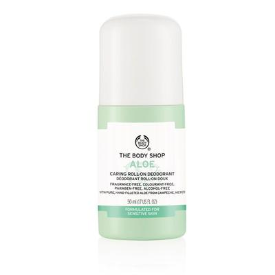 The Body Shop Aloe Caring Roll-On Deodorant