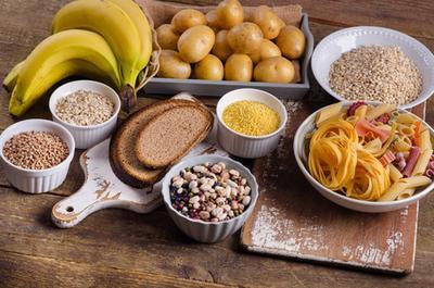 3. Tetap Makan Karbohidrat