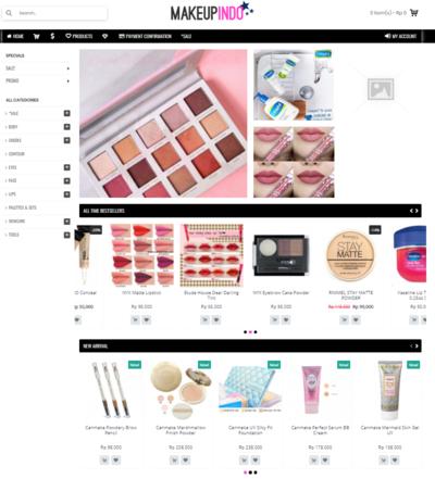 Dijamin Ori, 3 Online Shop Ini Bisa Kamu Pilih Untuk Belanja Makeup Korea!