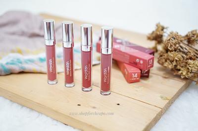 Wardah Lip Cream Punya 6 Warna Baru dengan Formula Lebih Baik, Sudah Punya?