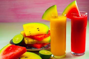 Jus Semangka Kuning
