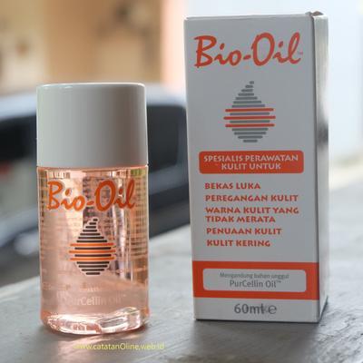Kandungan Bio Oil
