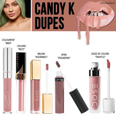 Jauh Lebih Murah, Inilah Beberapa Daftar Produk yang Bisa Jadi Dupe Kylie Cosmetics