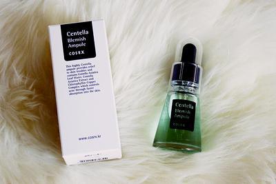 [Review] COSRX Centella Blemish Ampule, Tips Kecantikan Kulit Wanita Korea, Ampuh Usir Jerawat, Lho!