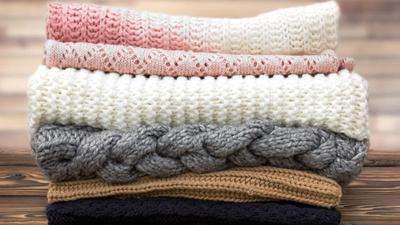 Tips Menyimpan Sweater