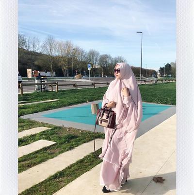 Gaya Hijab Syar'i