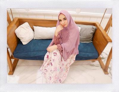Hijab Syar'i Instan