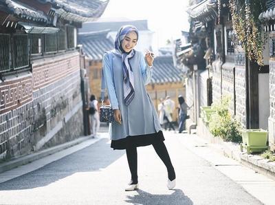 Para Selebgram Berikut Punya Gaya Hijab yang Berkarakter Banget! Kira-Kira Gayamu Mirip Siapa, Ladies?