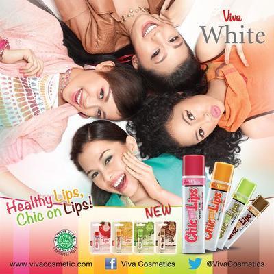 Viva White Lip Balm