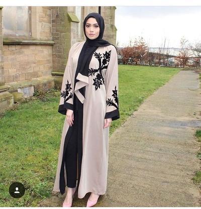 Atasan Model Kimono yang Lagi Hits dan Banyak Jadi Pilihan Outfit Para Hijabers