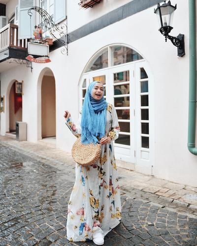 Nah, Ini Dia Tips OOTD Hijab Untuk Feeds Instagram Kece ala Selebgram Joyagh!