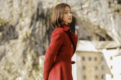 Shin Se Kyung - Black Knight