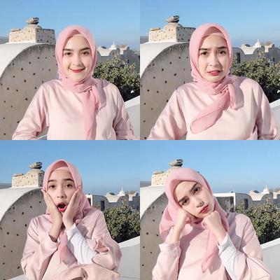 2. Soft Pink untuk Si Kulit Putih
