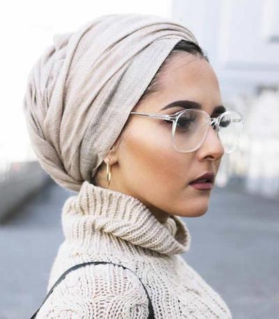 Tentukan Model Hijab