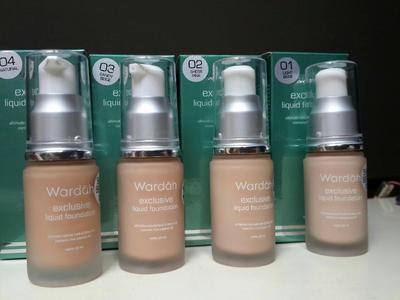 #FORUM Review Wardah Exclusive Liquid Foundation dong...