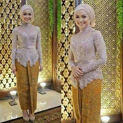 Inilah Pilihan Model Hijab Kekinian yang Cocok untuk Dipasangkan dengan Kebaya