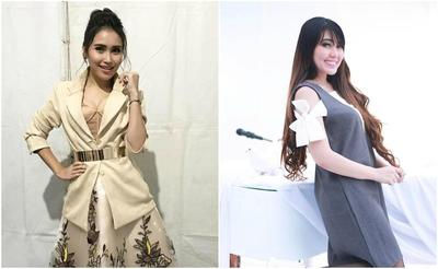 Fashion War! Ayu Ting Ting VS Via Vallen, kamu lebih pilih siapa?
