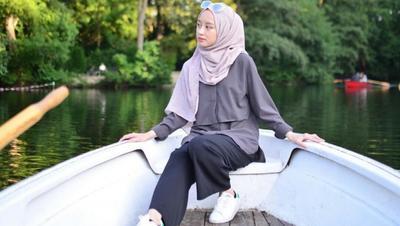 Ini Dia Tips Styling Hijab yang Pas dan Cocok Buat Kamu Si Cewek Mungil!