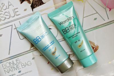 Wardah Lightening BB Cream VS Wardah Everyday BB Cream, Mana yang Cocok untuk Kulit Berminyak?