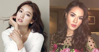 Seumuran! Ternyata Ini Perbedaan Gaya Makeup Raisa dan Park Shin Hye! Cantikan Siapa Hayoo?