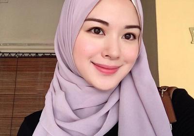 Hijabers, Gimana ya Model Hijab yang Cocok untuk Pipi Tembem?