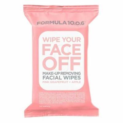 Formula 10.0.6 Make-up Removing Wipes