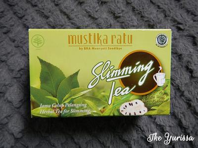 Ladies, Slimming Tea Mustika Ratu Terbukti Bikin Badan Langsing??