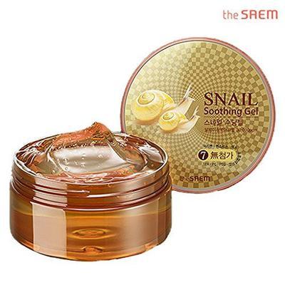 The Saem Snail Soothing Gel