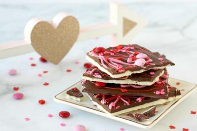 Cukup 15 Menit Membuat Coklat Valentine Paling Romantis untuk Orang Tersayang, Yuk Simak!